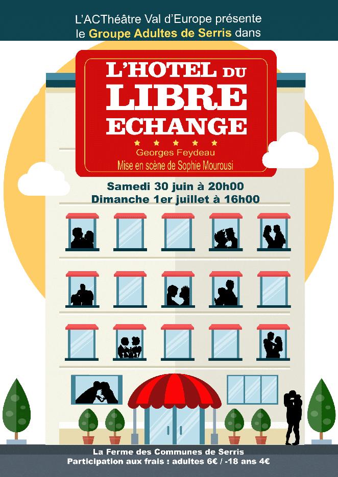 L'Hôtel du Libre Echange