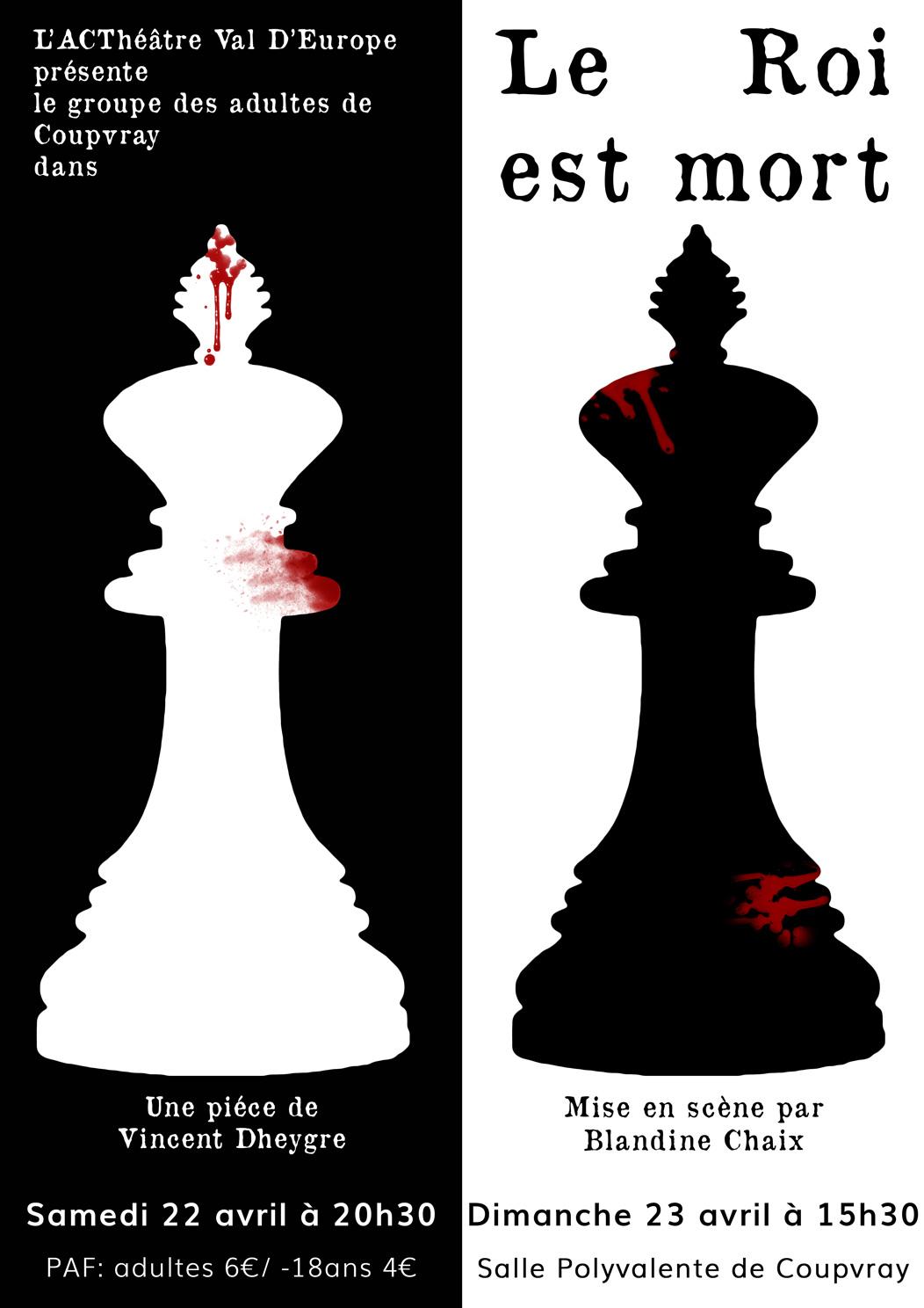 Le Roi est Mort