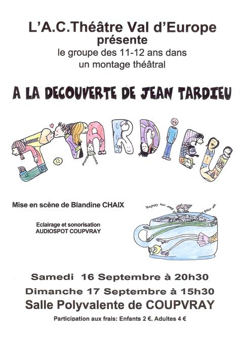 A la découverte de Jean Tardieu