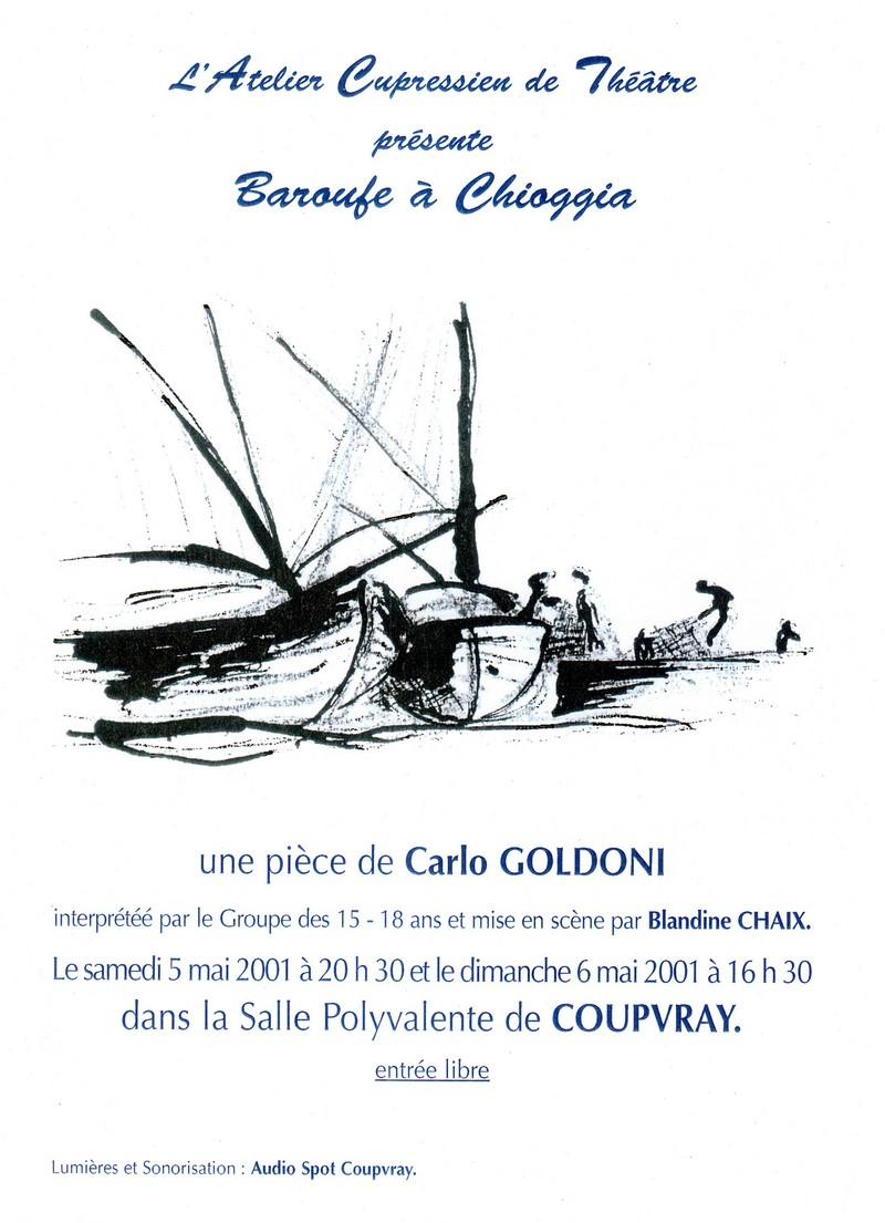 Baroufe à Chioggia