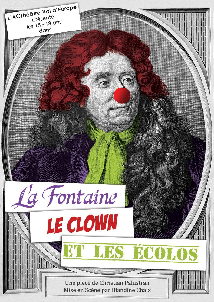 La Fontaine, le Clown et les Ecolos