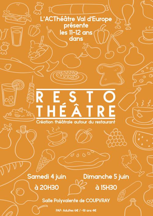 Resto Théâtre