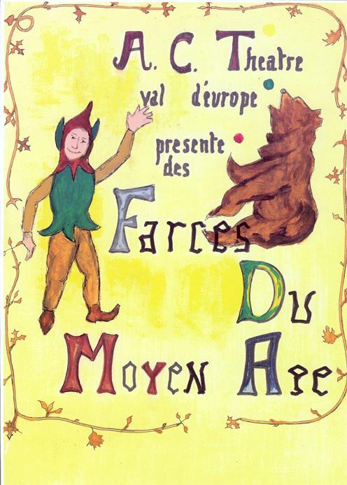 Farces Du Moyen Age