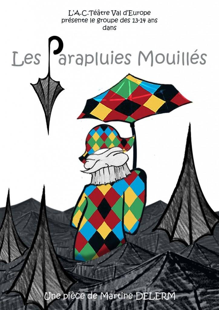 Les Parapluies Mouillés
